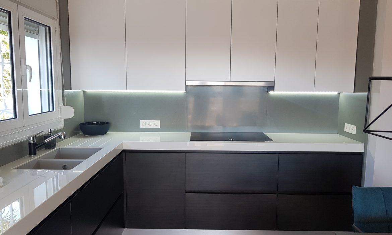 Cocina Moderna Minimalista – Cocinas Diseño